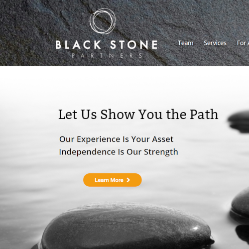 black stone partners web graphic