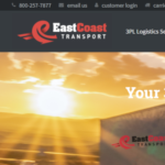 eastcoasttransportllc web design